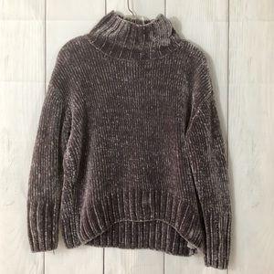 Cynthia Rowley | Gray Chenille Sweater